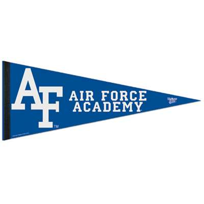 "Air Force Falcons Premium Pennant - 12"" X 30"""
