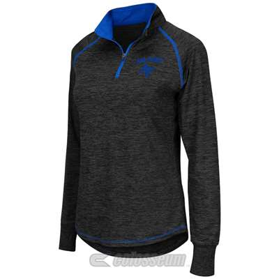 Air Force Flacons Women's Colosseum Bikram 1/4 Zip Jacket