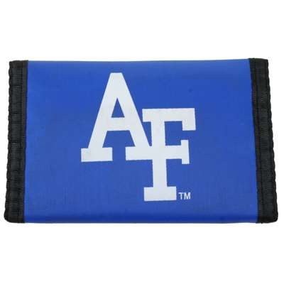 Air Force Falcons Nylon Tri-Fold Wallet