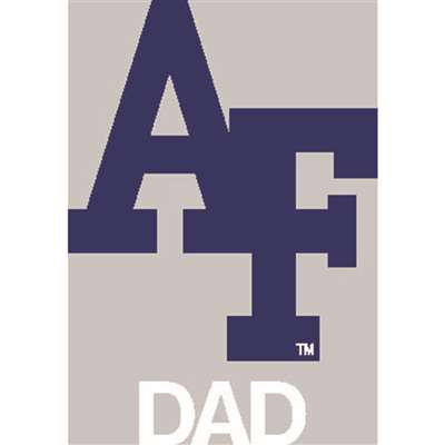 Air Force Falcons Transfer Decal - Dad