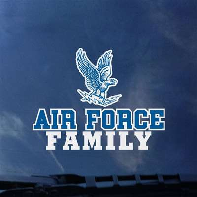 Air Force Falcons Transfer Decal - Family