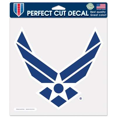 "Air Force Falcons Full Color Die Cut Decal - 8"" X 8"""