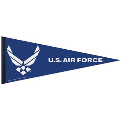 "Air Force Falcons Premium Pennant - 12"" X 30 - Alt"