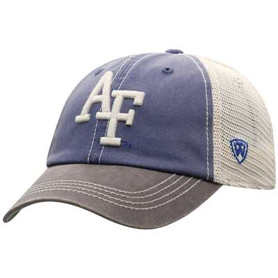 Air Force Falcons Youth Top of the World Offroad Trucker Hat