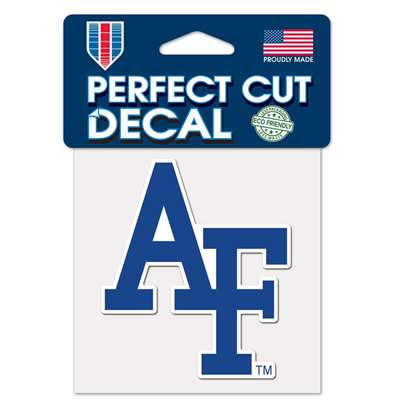 Air Force Falcons Perfect Cut Decal - AF Logo