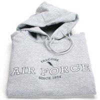 TeamStores.com - Air Force Falcons Hooded Sweatshirt, Heather