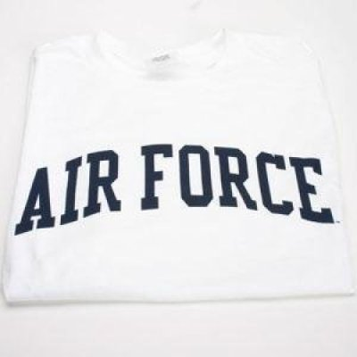 TeamStores.com - Air Force Falcons T-shirt - Arch, White