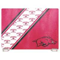 Arkansas Razorbacks Glass Cutting Board