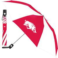 Arkansas Razorbacks Umbrella - Auto Folding
