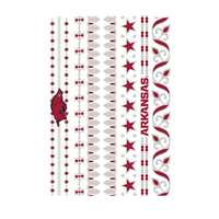 Arkansas Razorbacks Jewelry Flash Tattoos