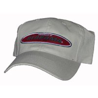 Alabama Crimson Tide Khaki Adjustable Hat By Top Of The World