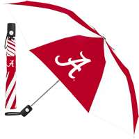 Alabama Crimson Tide Umbrella - Auto Folding
