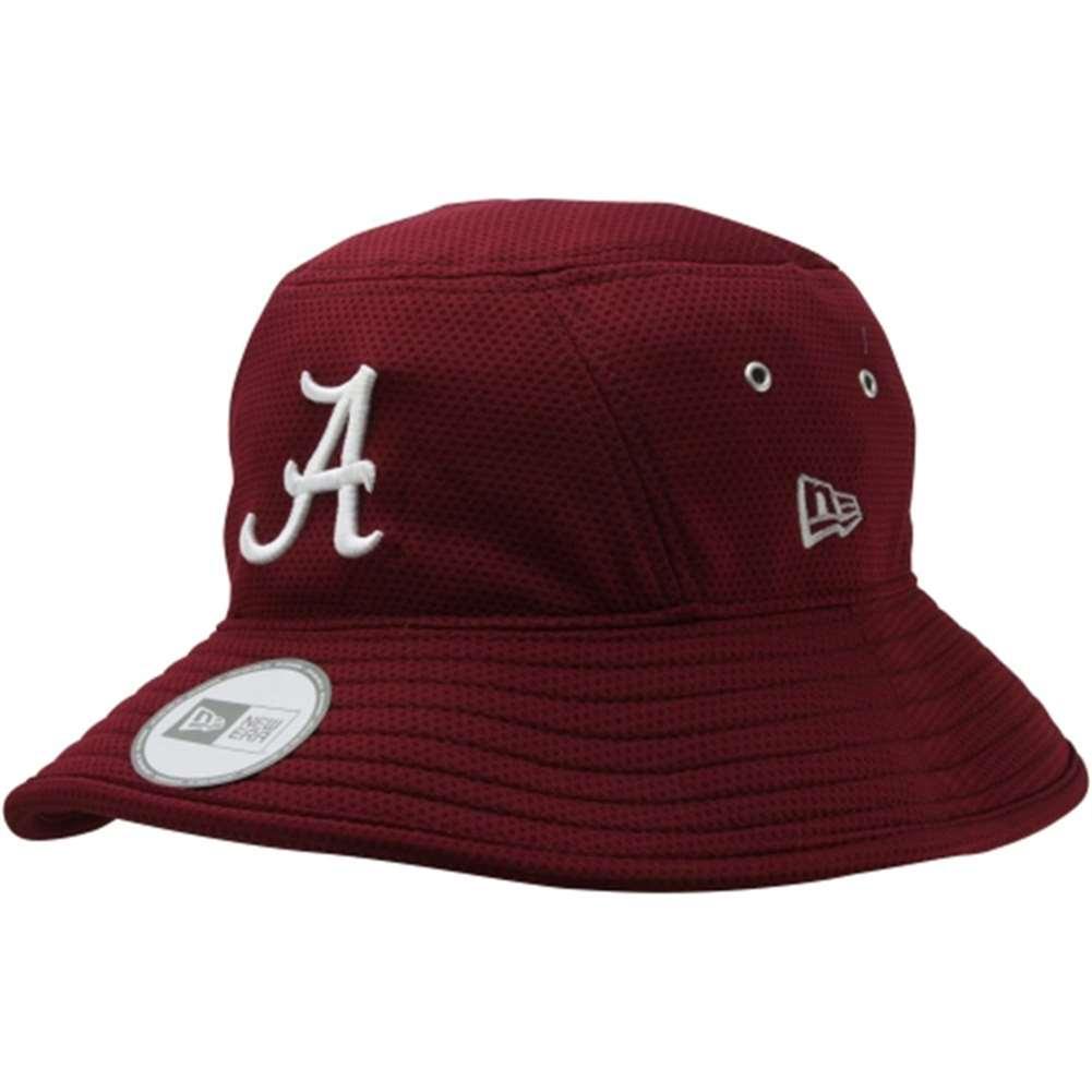 e6cb43f1ae2 ... store alabama crimson tide new era team bucket hat e7c47 ee673