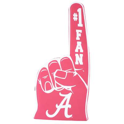 Alabama Crimson Tide Flat Foam Finger