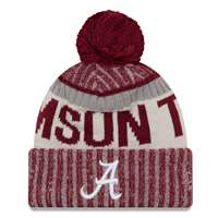 Alabama Crimson Tide New Era Sport Knit Beanie