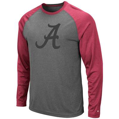 Alabama Crimson Tide Colosseum Rad Tad L/S Raglan T-Shirt