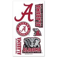 Alabama Temporary Tatoos
