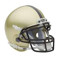 Army Black Knights Mini Helmet by Schutt - Gold
