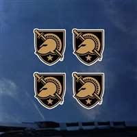 Army Black Knights Transfer Decals - Set of 4