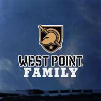 Army Black Knights West Point Transfer Decal - Family