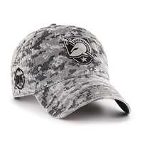 Army Black Knights 47 Brand OHT Nilan Clean Up Adjustable Hat - Grey Digital Camo