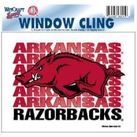 "Arkansas Ultra Decal 5"" X 6"""