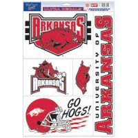 "Arkansas Ultra Decal Set 11"" X 17"""
