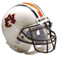 Auburn Tigers Replica Mini Helmet By Schutt