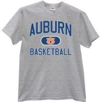 Auburn T-shirt - Dark Ash Basketball