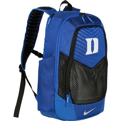 Nike Duke Blue Devils Vapor Power Backpack 74f3d5b63c627
