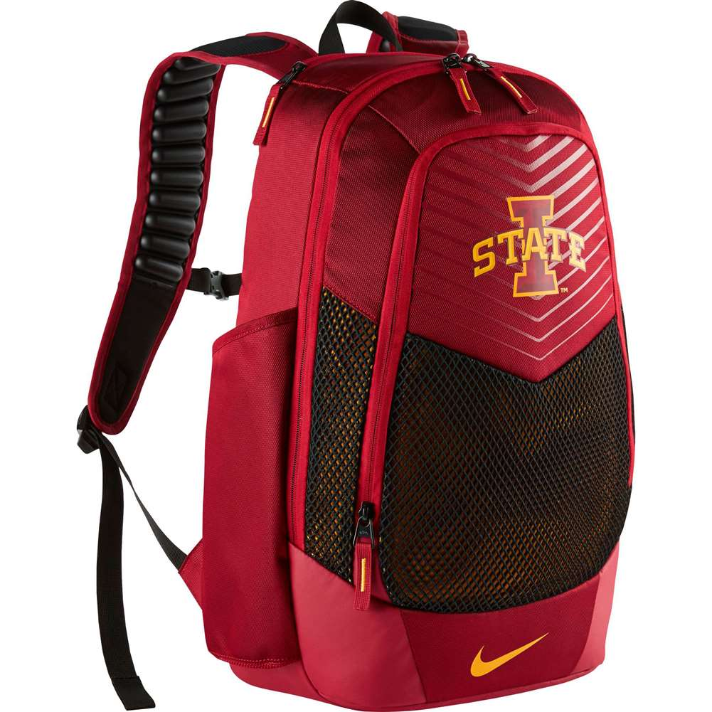 Nike Iowa State Cyclones Vapor Power Backpack 577ff29ef2efd