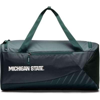 f35fc7e91d Nike Michigan State Spartans Vapor Power Duffel Bag