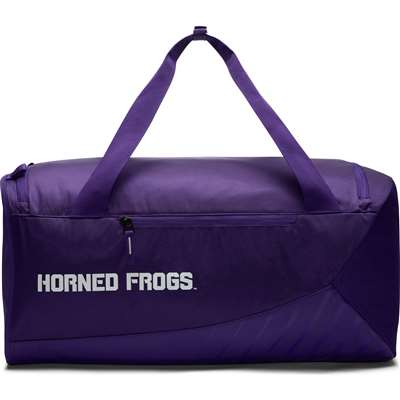 Nike TCU Horned Frogs Vapor Power Duffel Bag cd06adc988622