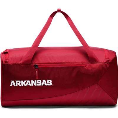 5d4ba7d4fc95 Nike Arkansas Razorbacks Vapor Power Duffel Bag