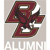 Boston College Eagles Transfer Decal - Alumni