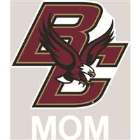 Boston College Eagles Transfer Decal - Mom
