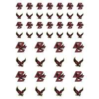 Boston College Eagles Small Sticker Sheet - 2 Sheets