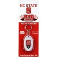 North Carolina State Musical Keychain