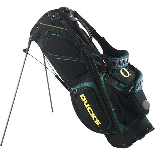 Nike Oregon Ducks Stand Golf Bag 7b9255cc217