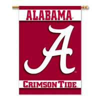 "Alabama 2-sided Premium 28"" X 40"" Banner"