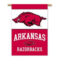 "Arkansas 2-sided Premium 28"" X 40"" Banner"