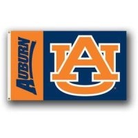 Auburn 2-sided 3' X 5' Flag