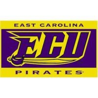 East Carolina Car Flag