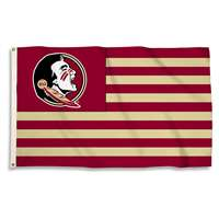 Florida State 3' X 5' Flag Striped