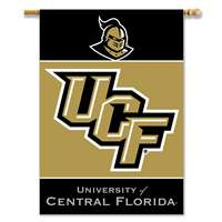 "Central Florida 2-sided Premium 28"" X 40"" Banner"