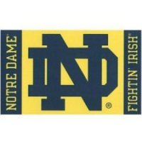 Notre Dame Fighting Irish 2-sided 3' X 5' Flag