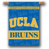 "Ucla 2-sided Premium 28"" X 40"" Banner"