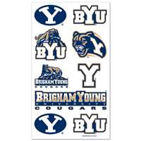 Byu Cougars Temporary Tattoos