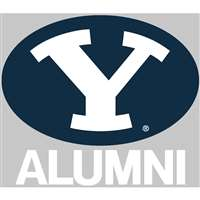 BYU Cougars Transfer Decal - Alumni