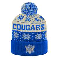 BYU Cougars Subarctic Top of the World Subarctic Knit Beanie